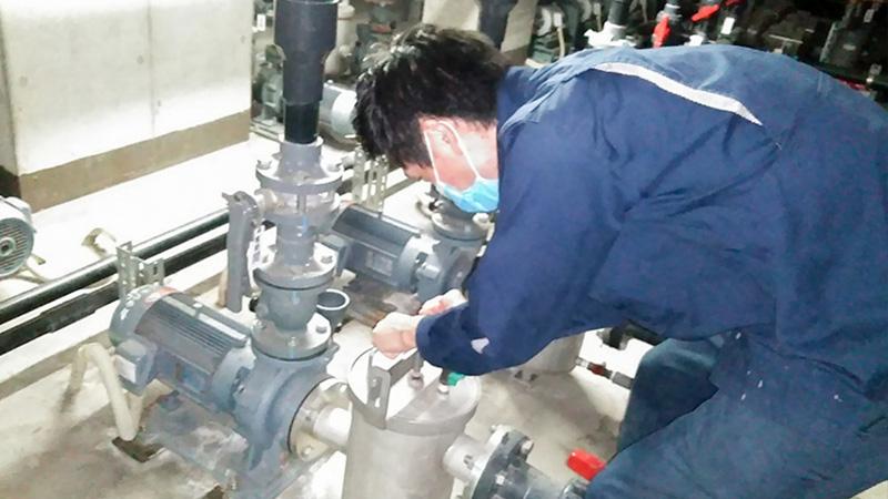 省エネルギー管理サービス