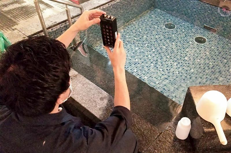 25年の温浴支援ノウハウで問題の洗い出しから解決案の提示までワンストップで対応可
